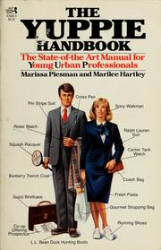 Cover of: The Yuppie handbook