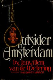 Cover of: Outsider in Amsterdam