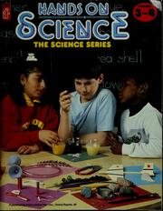 Cover of: HANDS ON SCIENCE (The Science Series, Grades 5-6)