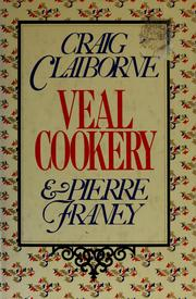 Cover of: Veal cookery