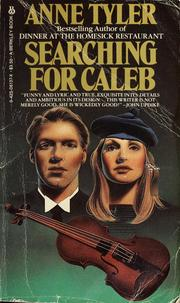 Cover of: Searching for Caleb