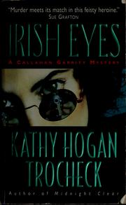 Cover of: Irish Eyes