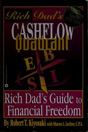 Cover of: Rich dad's cashflow quadrant