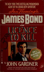 Cover of: Licence to kill