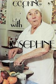 Cooking with Josephine by Josephine Araldo