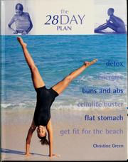 Cover of: The 28 day plan
