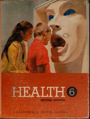 Cover of: Health, 2 by Oliver Erasmus Byrd