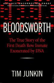 Cover of: Bloodsworth