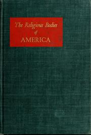 Cover of: The religious bodies of America
