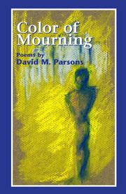 Cover of: Color of Mourning