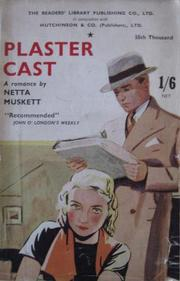 Cover of: Plaster Cast