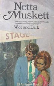 Cover of: Wide and Dark
