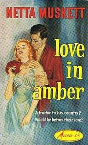 Cover of: Love in Amber