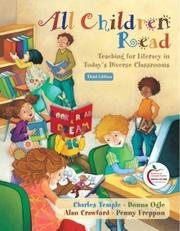 Cover of: All Children Read