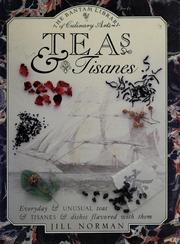 Cover of: Teas & tisanes | Jill Norman