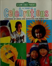 Cover of: A year of celebrations