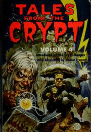 Cover of: Tales from the crypt, volume 4