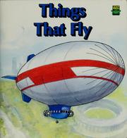 Cover of: Things that fly