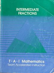 Cover of: T-A-I mathematics