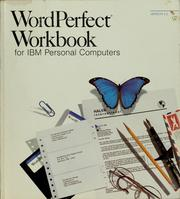 Cover of: Wordperfect for IBM personal computers. | Wordperfect Corporation, WordPerfect Corporation