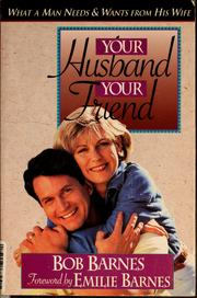 Cover of: Your husband, your friend