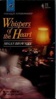 Cover of: Whispers of the heart