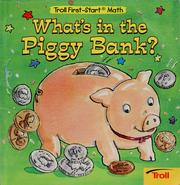 Cover of: What's in the piggy bank