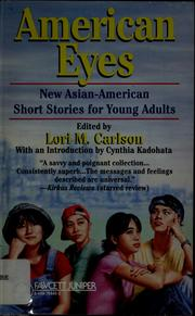 Cover of: American eyes