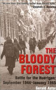 Cover of: The bloody forest