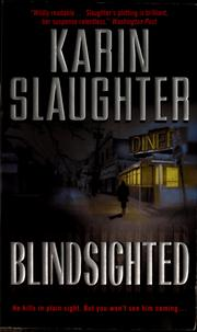 Cover of: Blindsighted | Karin Slaughter