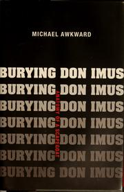 Cover of: Burying Don Imus