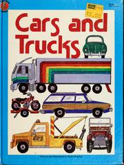 Cover of: Cars and trucks
