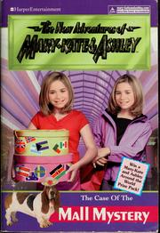 Cover of: The case of the mall mystery