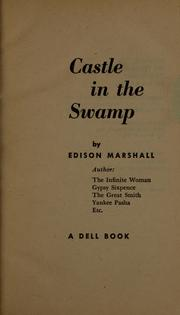 Cover of: Castle in the swamp