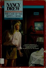Cover of: The case of the artful crime