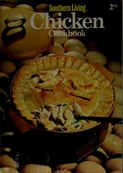 Cover of: Chicken cookbook
