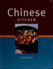 Cover of: Chinese kitchen | Linda Doeser