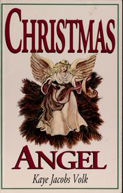 Cover of: Christmas angel