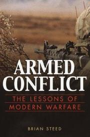 Cover of: Armed Conflict | Brian Steed