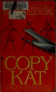 Cover of: Copy Kat