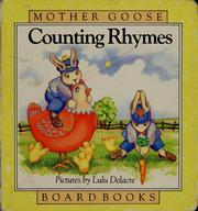 Cover of: Counting rhymes