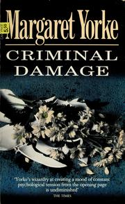 Cover of: Criminal damage