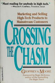 Cover of: Crossing the chasm