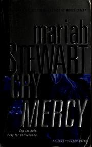 Cover of: Cry mercy
