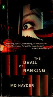 Cover of: The devil of Nanking