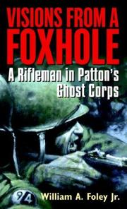 Cover of: Visions From a Foxhole