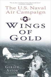 Cover of: Wings of Gold