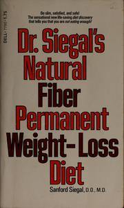 Cover of: Dr. Siegal