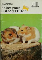 Cover of: Enjoy your hamster