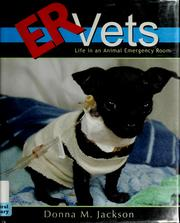 Cover of: ER vets | Donna M. Jackson